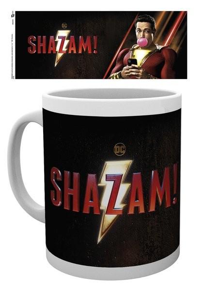 Hrnek Shazam - Key Art