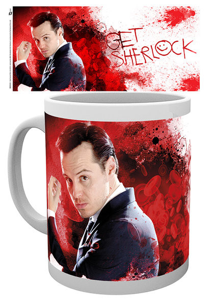 Hrnek Sherlock - Get Sherlock (Moriarty)