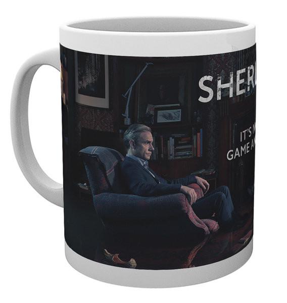 Hrnek  Sherlock - Rising Tide
