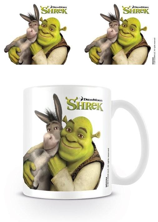 Hrnek  Shrek - Shrek & Donkey