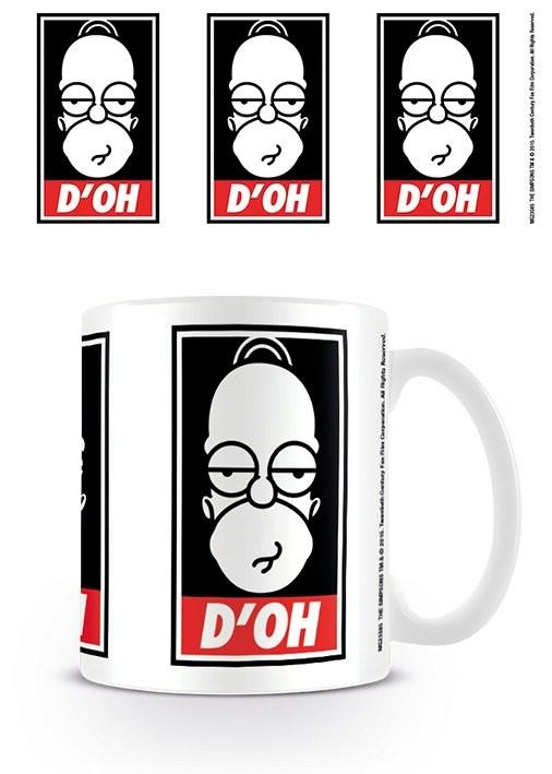 Hrnek  Simpsonovi - Dohbey