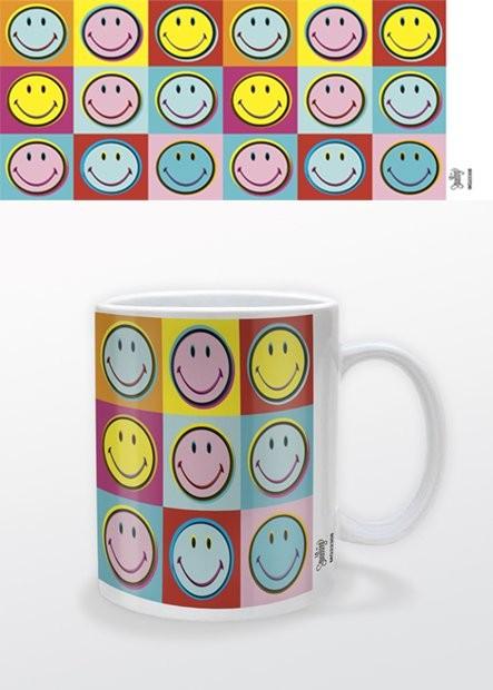 Hrnek  Smiley - Popart