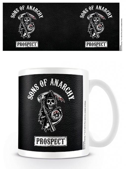 Hrnek Sons of Anarchy (Zákon gangu) - Prospect