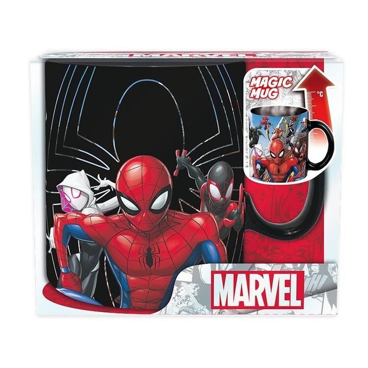 Hrnek Spider-Man - Multiverse