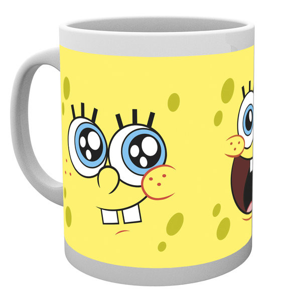 Hrnek  Spongebob - Expressions