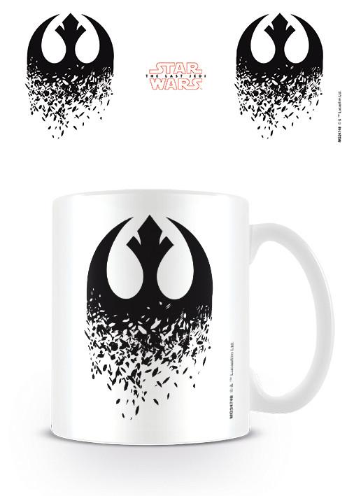 Hrnek  Star Wars: Poslední z Jediů - Rebel Symbol