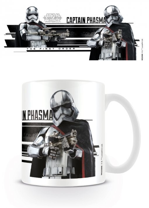 Hrnek  Star Wars VII - Captain Phasma Character