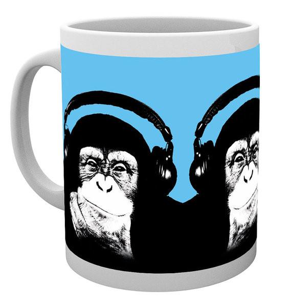 Hrnek  Steez - Opice