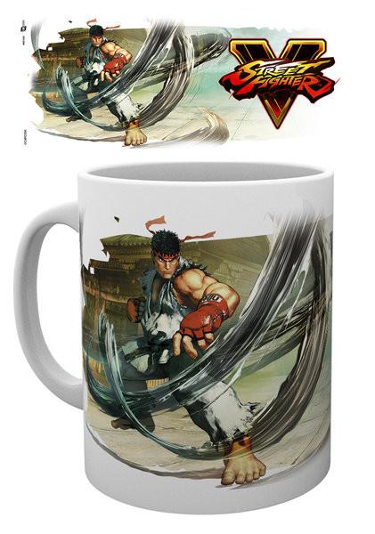 Hrnek  Street Fighter 5 - Ryu