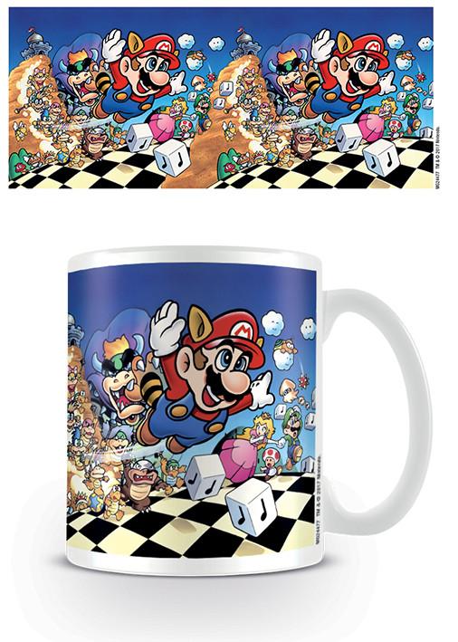 Hrnek  Super Mario - Art