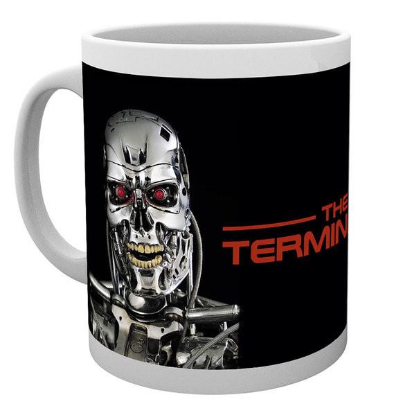 Hrnek  Terminator - Endoskeleton