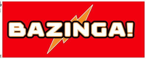 Hrnek The Big Bang Theory (Teorie velkého třesku) -Bazinga