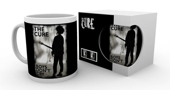 Hrnek  The Cure - Boys Don't Cry (Bravado)