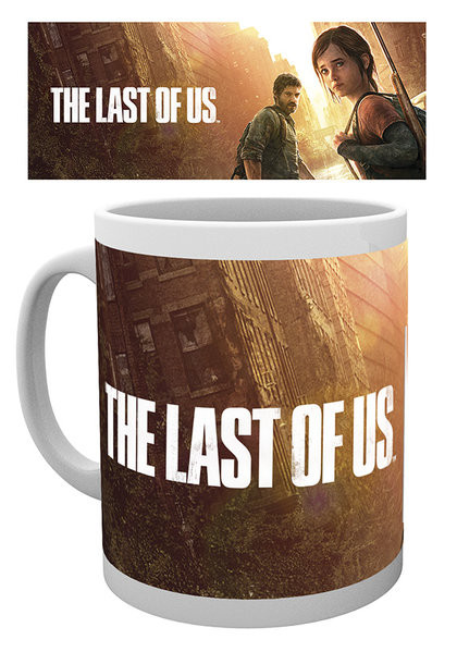 Hrnek The Last of Us - Key Art