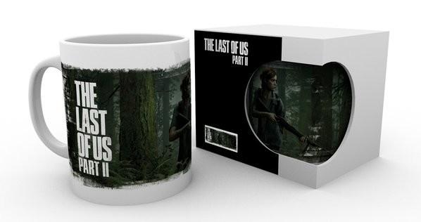 Hrnek The Last Of Us Part 2 - Key Art