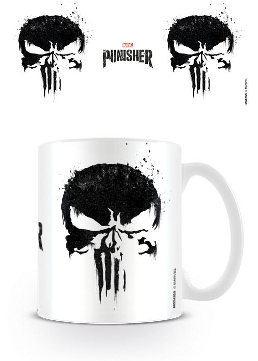 Hrnek  The Punisher - Skull