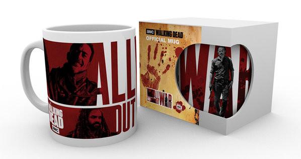 Hrnek  The Walking Dead - All Out War