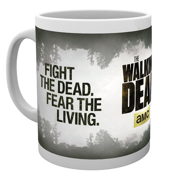 Hrnek  The Walking Dead - Fight the dead