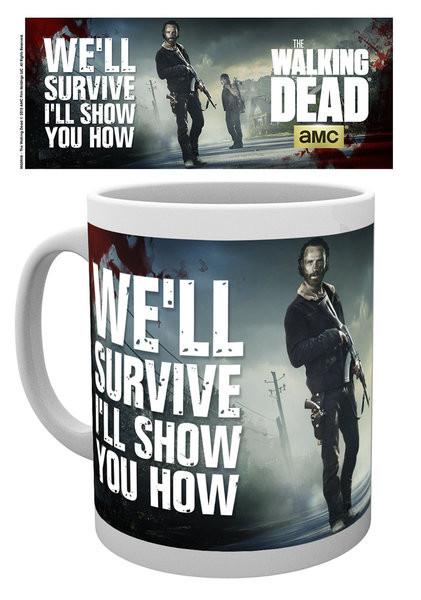 Hrnek The Walking Dead - Guns
