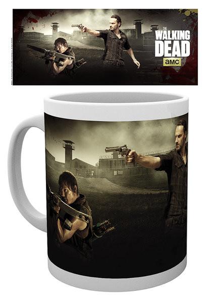 Hrnek  The Walking Dead - Shoot