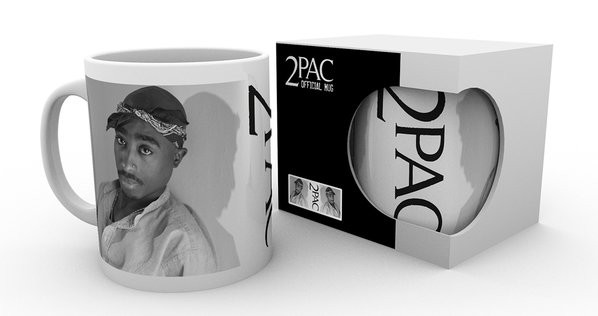 Hrnek Tupac - Smoke