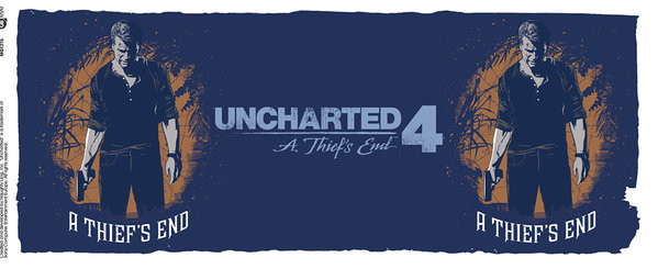 Hrnek  Uncharted 4: A Thief's End