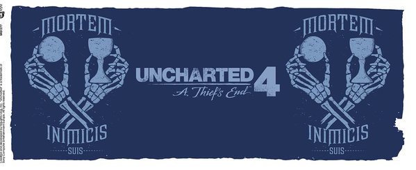 Hrnek  Uncharted 4: A Thief's End - Mortem Intimicis