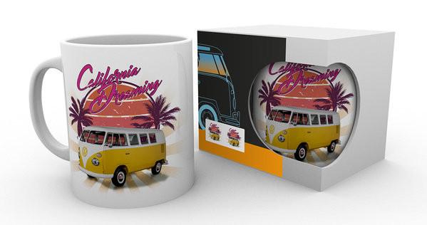Hrnek  VW Camper - cali retro