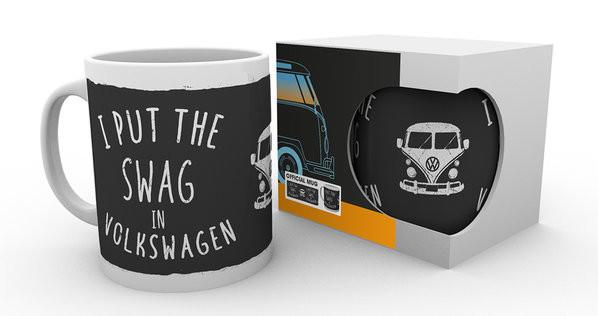 Hrnek  VW Camper - Camper Swag
