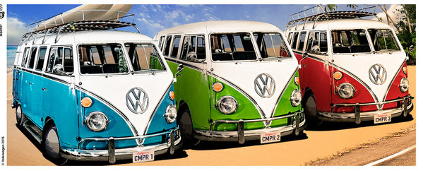 Hrnek  VW Camper - Campers Beach