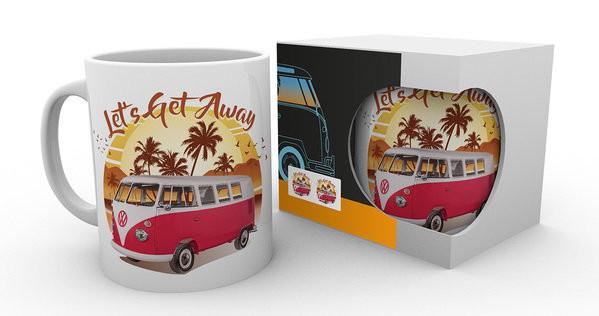 Hrnek VW Camper - Lets Get Away Sunset