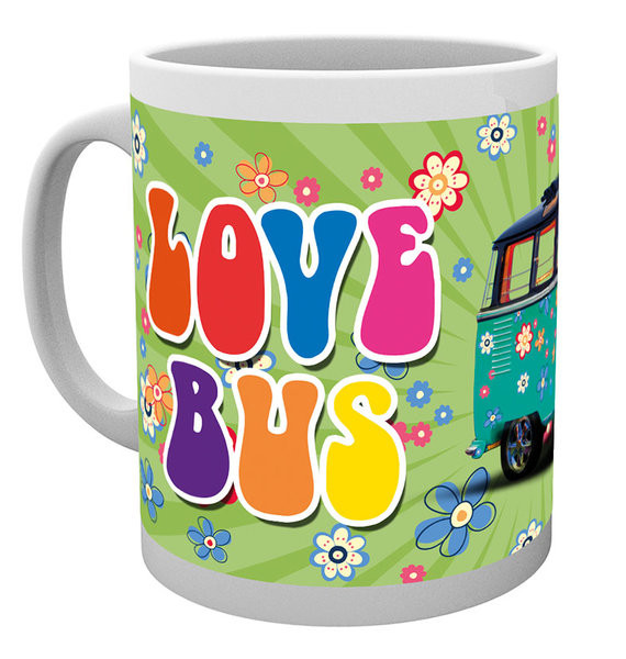 Hrnek VW Volkswagen Camper - Love Bus