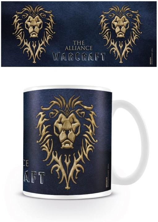 Hrnek  Warcraft: První střet - The Alliance