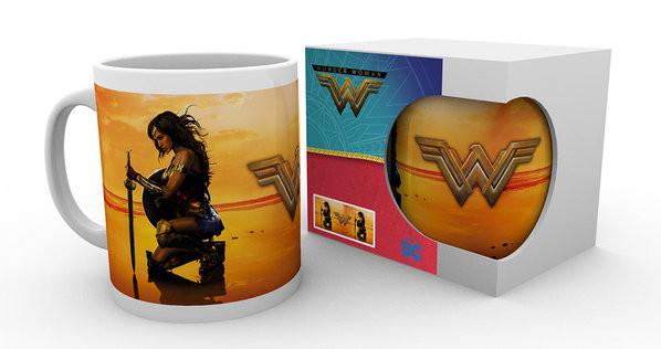 Hrnek  Wonder Woman - Kneel
