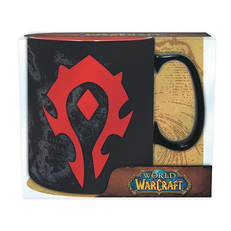 Hrnek  World Of Warcraft - Horde