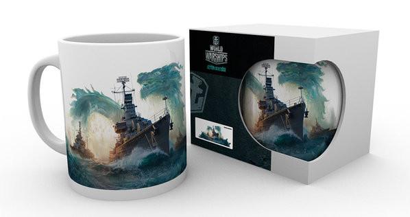 Hrnek  World Of Warships - Dragons