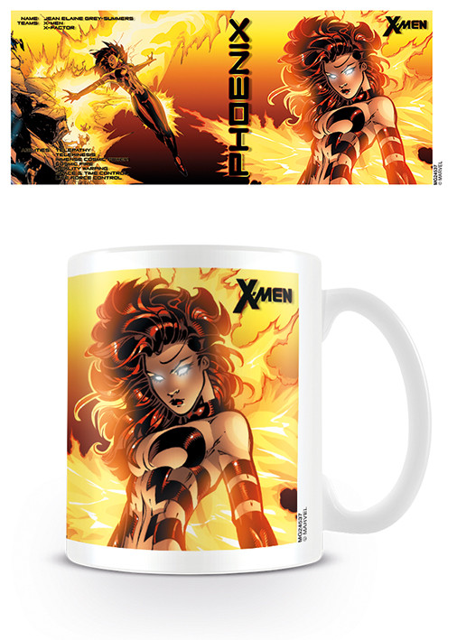 Hrnek  X-Men - Phoenix