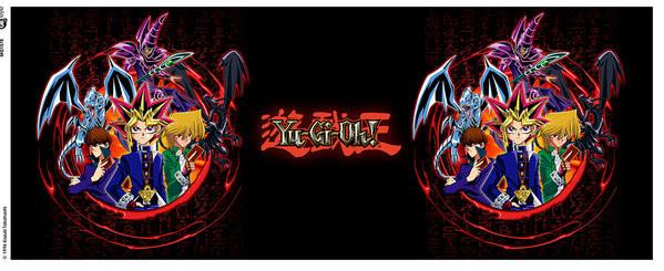 Hrnek  YU GI OH! - Dualists