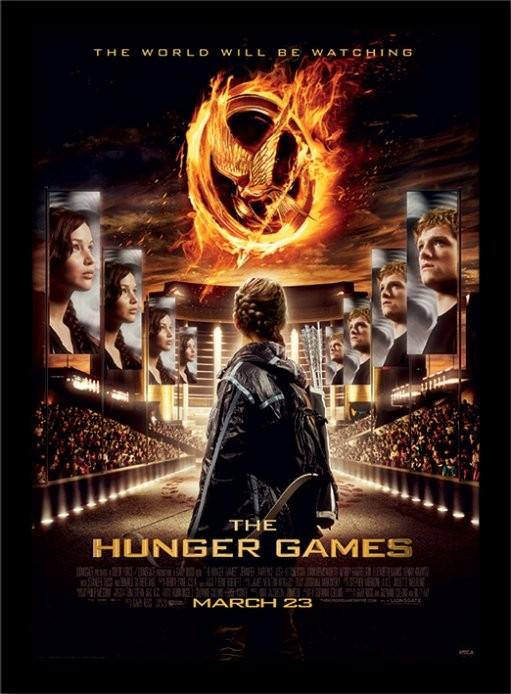 Hunger Games - Stadium rám s plexisklem