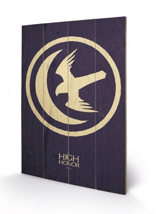 Poster su legno  Il Trono di Spade - Game of Thrones - Arryn