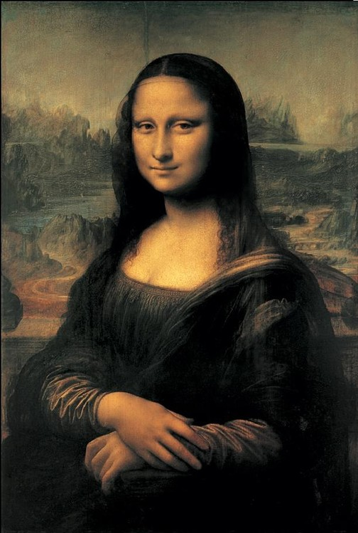 Mona Lisa (La Gioconda) Картина