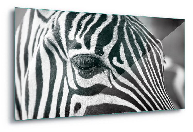 Cuadro en vidrio  Stripes