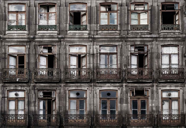Fototapeta Decay