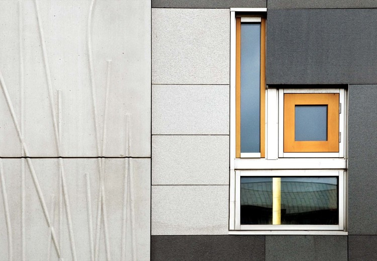 Fototapeta Facade Geometry