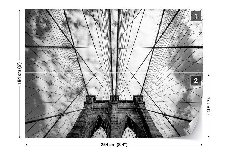 Fototapeta The Bridge