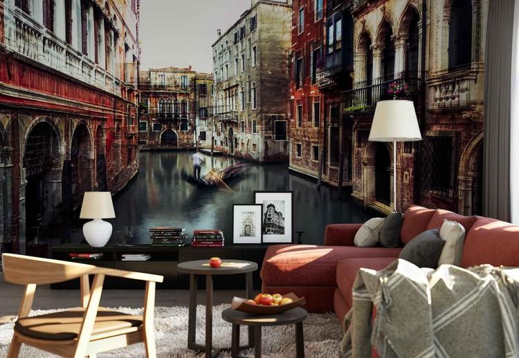 The Gondolier Fototapeta