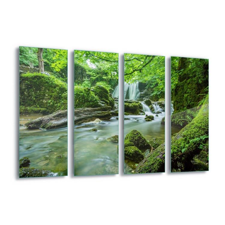 Glasbilder  Malhalm