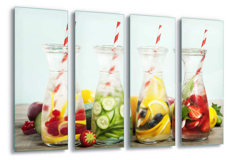 Glasbilder Refreshing