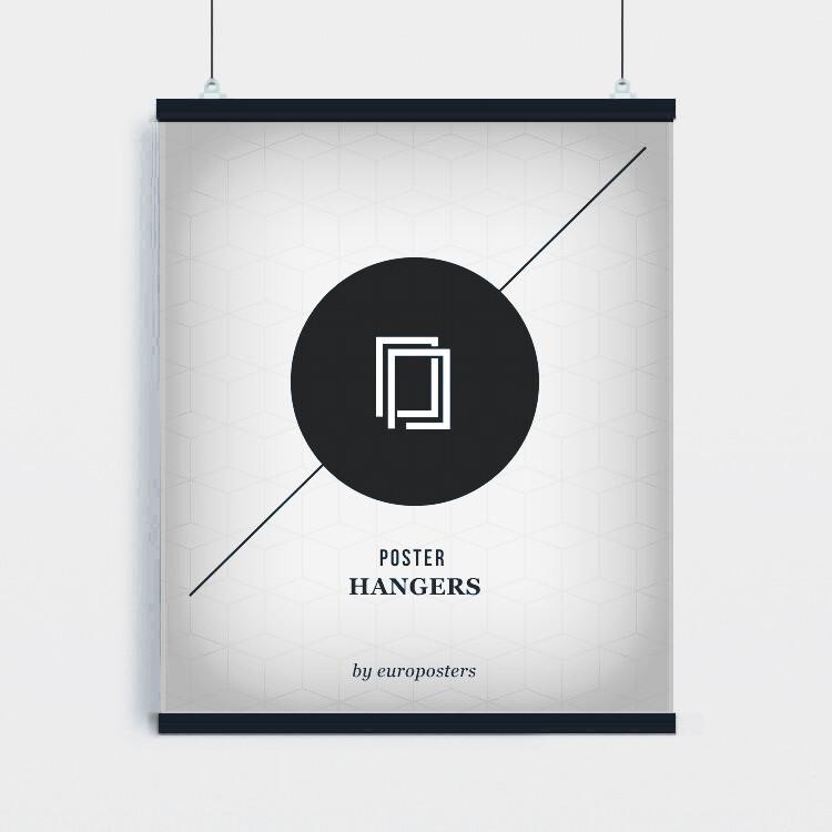 Posterhalter - 2 Stück