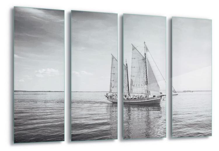 Skleněný Obraz  Sail Away